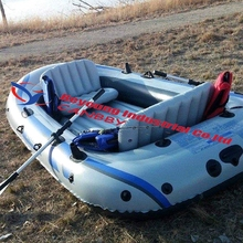 Intex Excursion Sport Boat Inflatable PVC Boat Fishing Kayak For Lake River Drifting