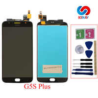 For Motorola Moto G5S Plus XT1802 XT1803 XT1805 XT1086 LCD Display Touch Screen Digitizer Senor Assembly LCD Replacement Parts