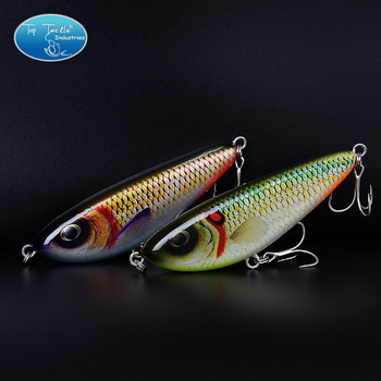 CF-lure – 125 mm kelluva jerkki