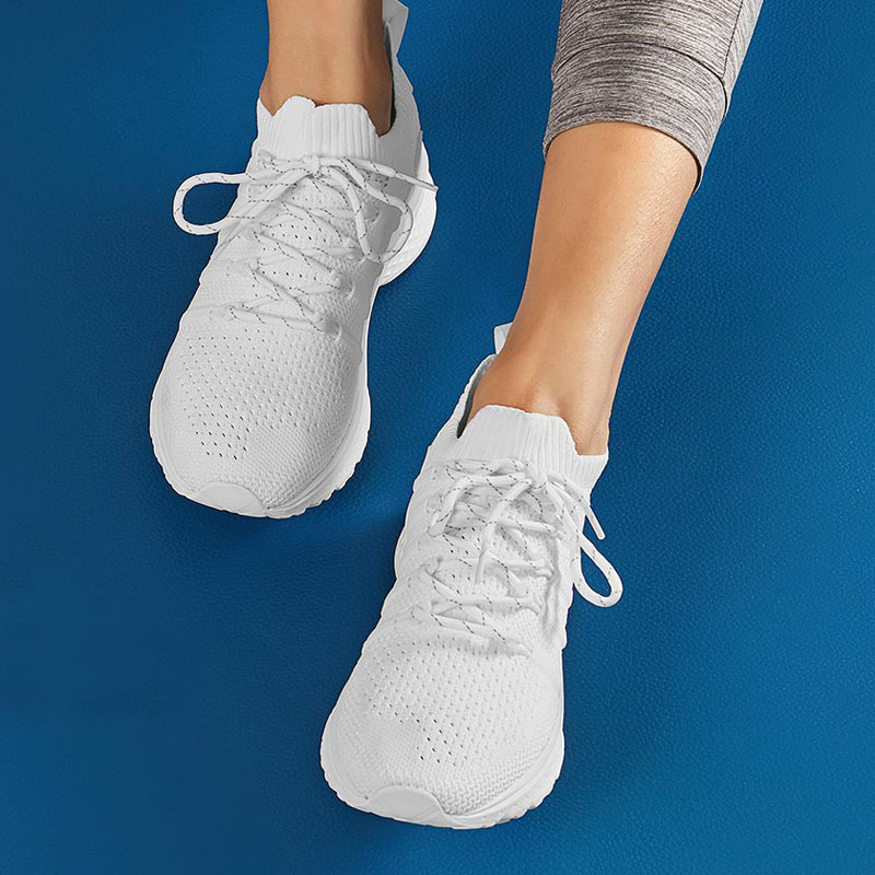 NEW Xiaomi Mijia Women Sneakers Running Shoes Breathable Air Mesh Sports Shoes Free Running Shoes Light Weight Walking Shoes