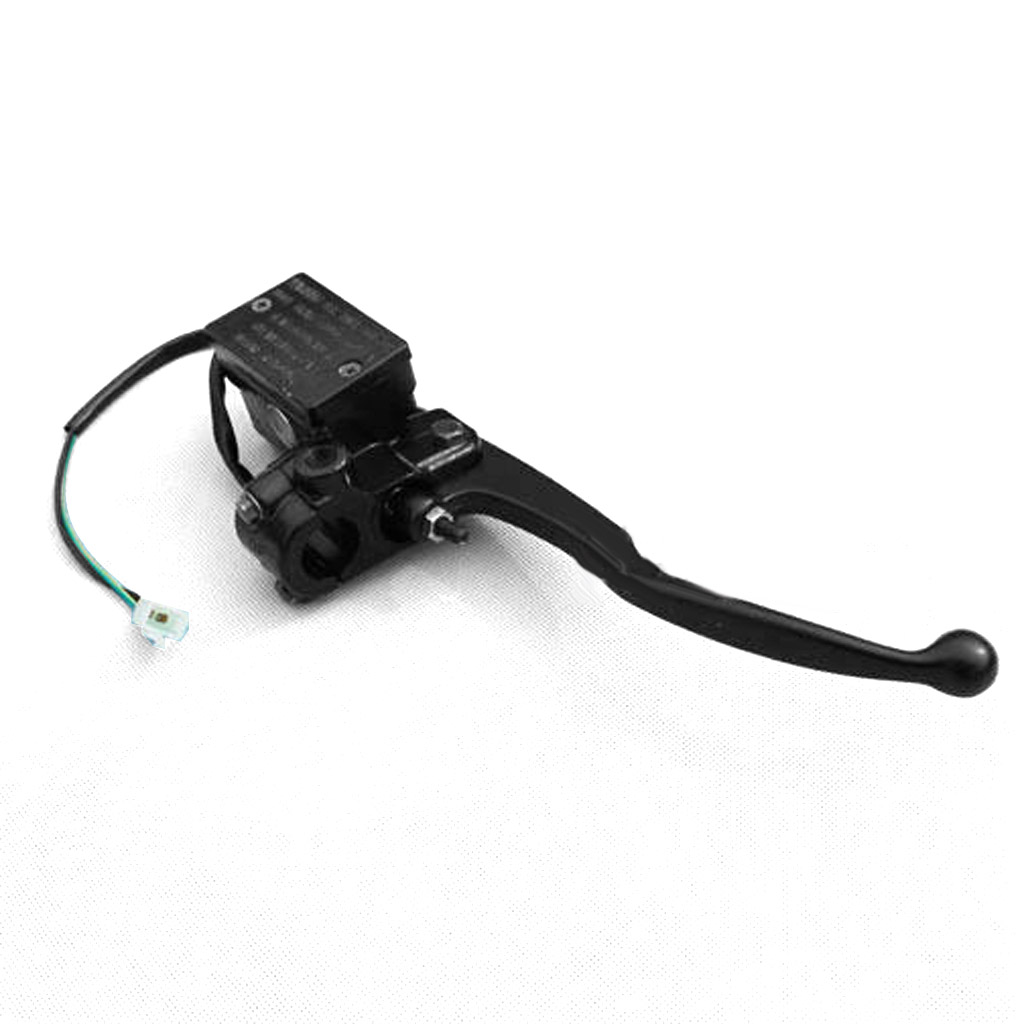 "Image 3 - 1 Pcs Universal 10mm Black 7/8"" 22mm Motorcycle Front Brake Clutch Master Cylinder For Yamaha XT600 XT550 XT350 TT250 XT225-in Handlebar from Automobiles & Motorcycles"
