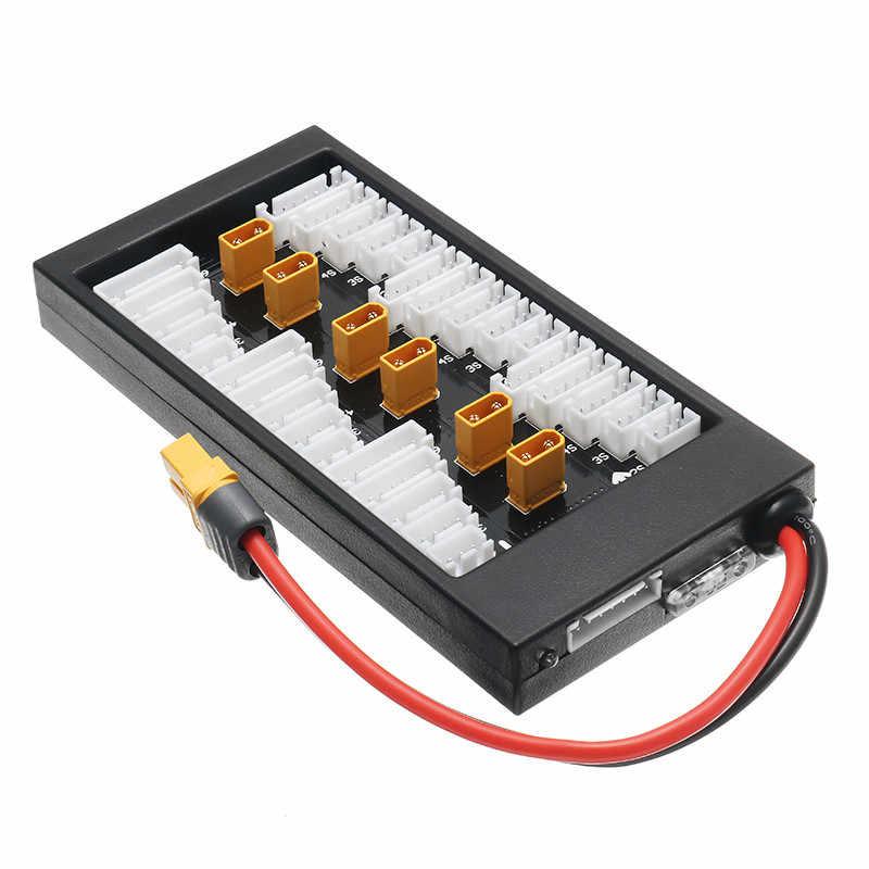 جمع XT30 التوصيل بالتوازي المجلس XT60 المدخلات ل iSDT D2 Q6 SC-608 SC-620 التوازن موازنة شاحن للبطارية ليبو DIY