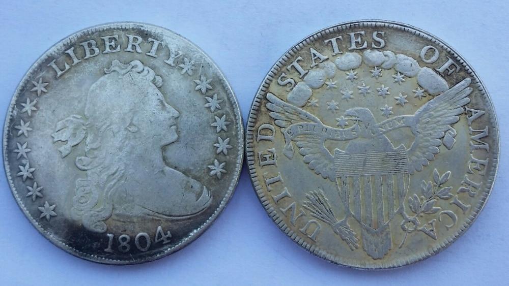 Online Get Cheap 1804 Silver Dollar Aliexpress Com