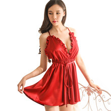 2273cb6ce07 Elastic Night Dress Promotion-Shop for Promotional Elastic Night ...