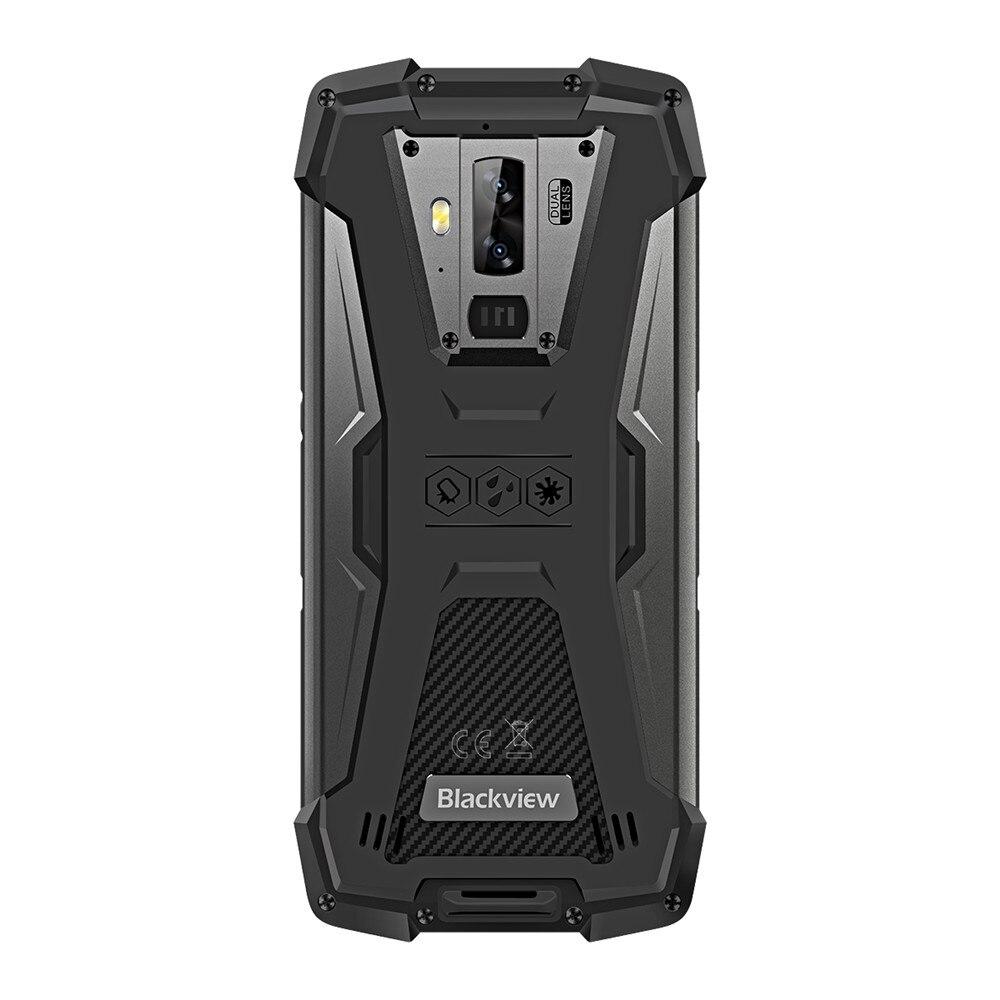 Blackview BV9700 Pro Helio P70 6GB + 128GB Android 9.0 Smartphone 16 + 8MP Vision nocturne double caméra IP68 étanche téléphone Mobile - 6