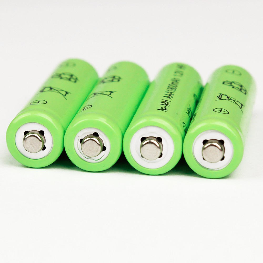 20pcs 1800mAh Ni-MH AAA Battery NI-MH 1.2V Neutral AAA rechargeable battery batteries Free shipping