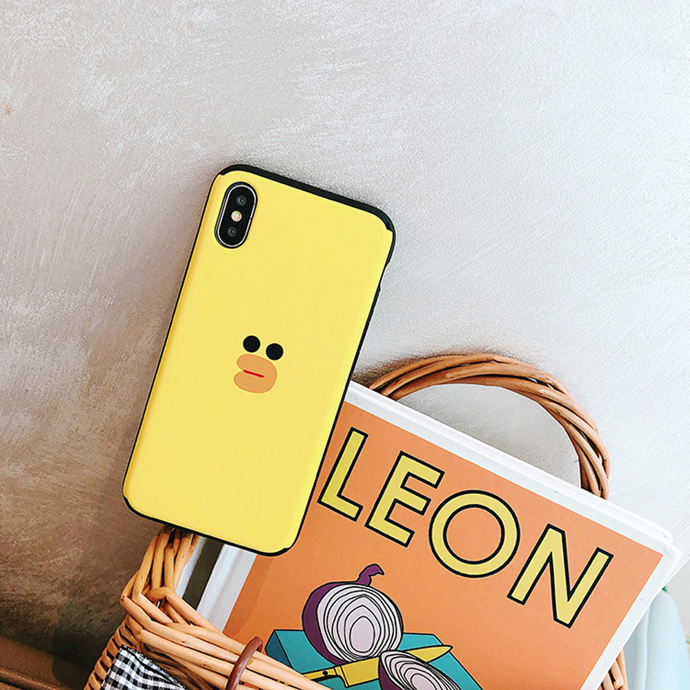 Slide-Phone-Cases-For-iPhone-6-6s-Plus-7-8-X-Xs-Brown-Bear-Make-Up-Mirror-Card-Slot-Silicone-Shockproof-Cute-Cartoon-Covers-SJ15- (6)