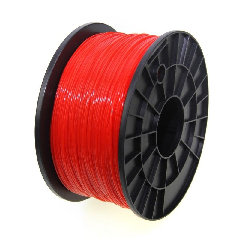 CTC 3D Printing Filament PLA 1.75 mm Spool Red, 0.8Kg about 275meters --Send random colors, Europe shipp from Germany фонарик send force germany 7107 gl 7017 17 led
