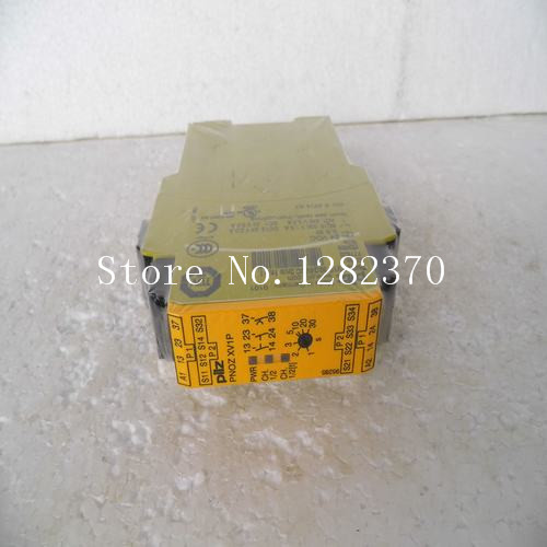 цена на New PILZ safety relays PNOZ XV1P 30 / 24VDC 2n / o 1n / ot spot 777602