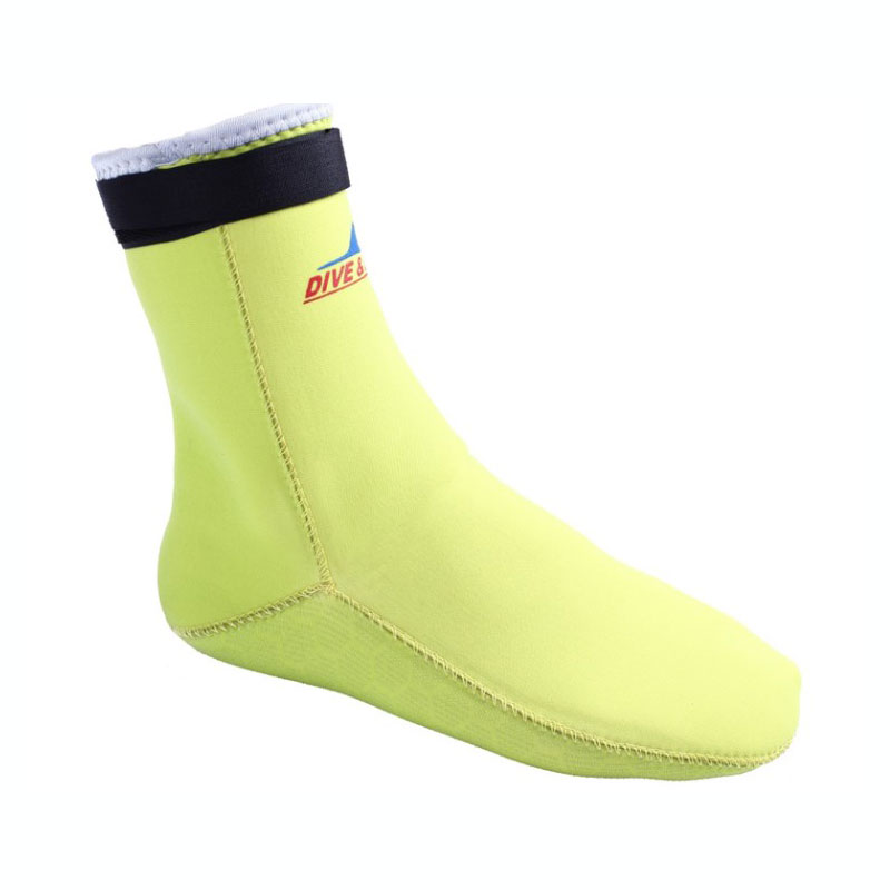 Wetsuit Socksremium Neoprene 2.5mm Swim Socks Water Sock Westsuit Boots Shoes Black and Pink Size 33 to 45