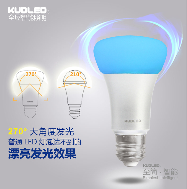Zigbee Light Link Colorful Light Bulb E27 9w RGBW Bulb Auto Wifi Led on url link, database link, email link, google link, wan link, link link, word link, hypertext link,