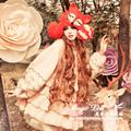 Mulheres Pullover Poncho Pullovers O Novo 2016 Handmade Camisola Base de Magia Boneca Princesa Doce Coreano Alce Gola de Tricô Volumoso