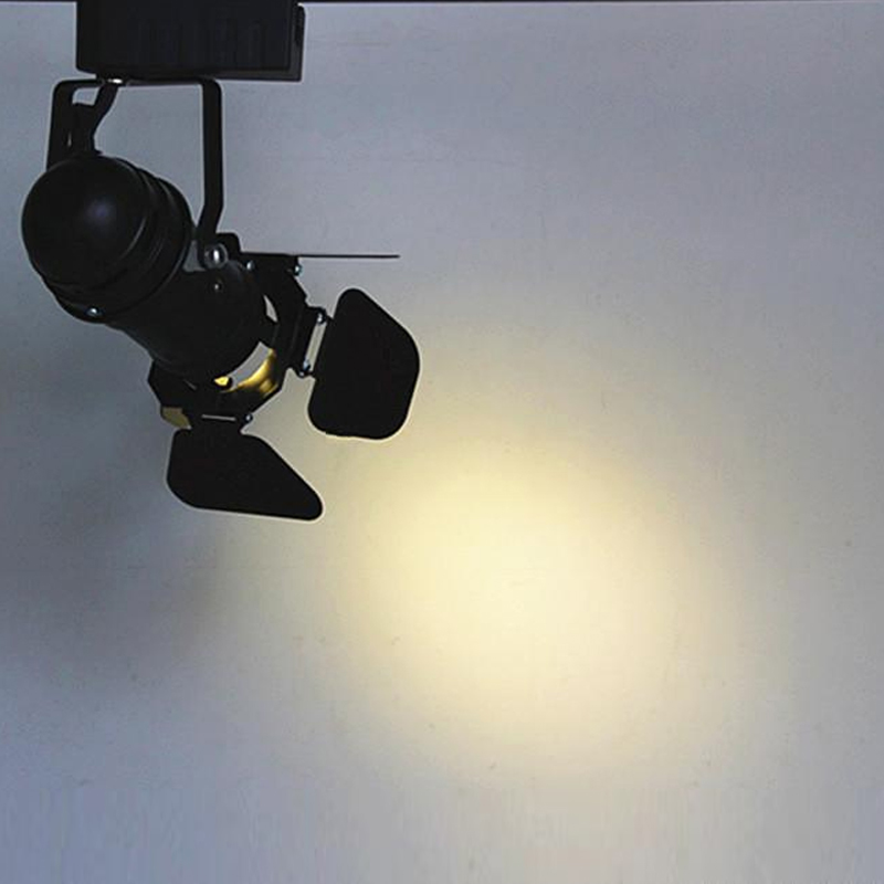 ceiling spot light moving head spot light bar tracking device led decorative lights led ceiling lamp Track Light Clothing store