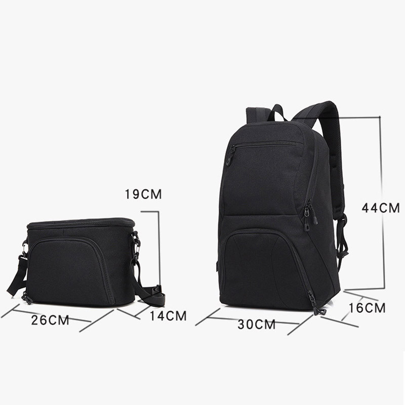 Durable Multi functional Camera Backpack DSLR Camera Water resistant Bag for Canon 6D 5D Mark II IV III 3 5Ds 5Ds R 70D 700D EOS