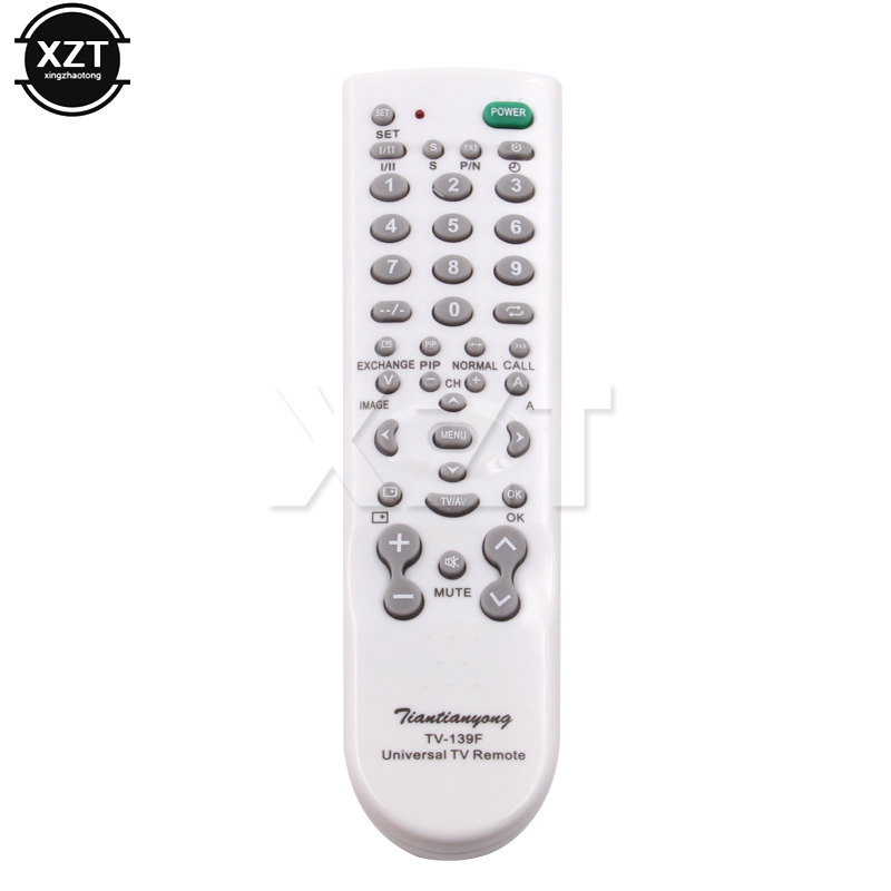 Универсальный пульт дистанционного управления для телевизора, многофункциональный пульт дистанционного управления для телевизора 139F|Пульты ДУ| | АлиЭкспресс