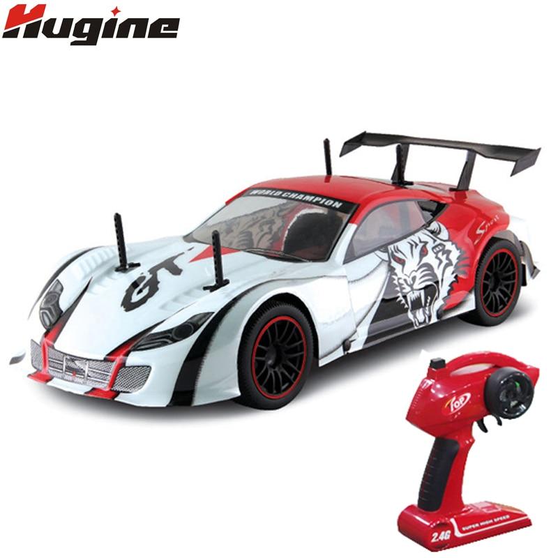 RC Car For Super GT Hleix 2 4G 1 10 Racing Drift High Speed Champion Team