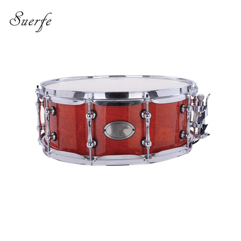 suerte painting snare drum 14 6 5 size high quality birch shell drums percussion instrumentos. Black Bedroom Furniture Sets. Home Design Ideas