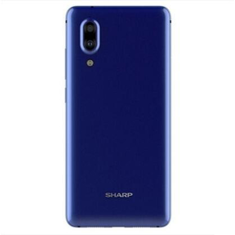 Image 4 - SHARP AQUOS C10 S2 SmartPhone Android 8.0 4GB+64GB 5.5 FHD+ Snapdragon 630 Octa Core Face ID NFC 12MP 2700mAh 4G-in Cellphones from Cellphones & Telecommunications