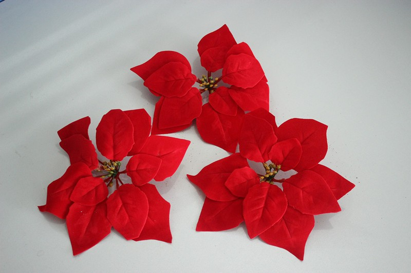 Compare prices on artificial poinsettia tree online for Where can i buy a red christmas tree