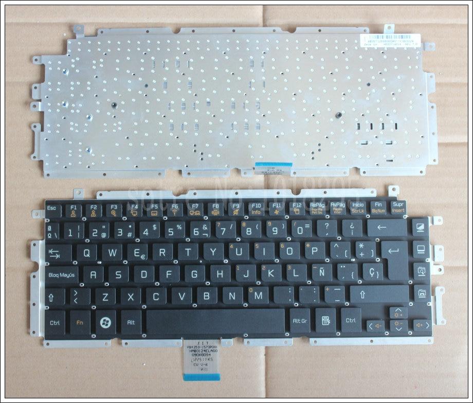 все цены на New SP  Laptop Keyboard for LG Z330 Z350 Z355 black Spain  keyboard онлайн