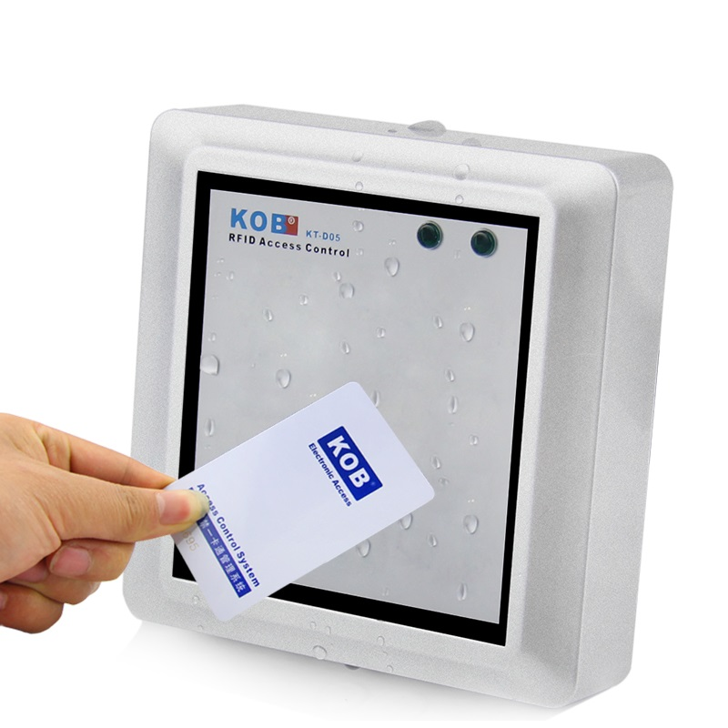 Access Control Proximity RFID keypad Card Reader Wiegand 26/34 /IDReader& Waterproof ABS Shell Access Control System led indicators ip65 waterproof wiegand 26 34 door access control reader 125khz or 13 56mhz rfid reader proximity reader kr100