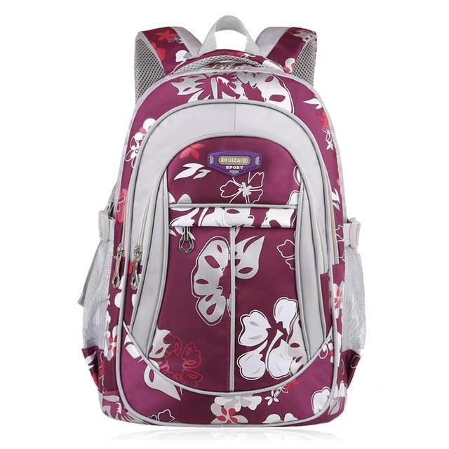 2016 New School Bags for Girls Brand Women Backpack Cheap Shoulder Bag Wholesale Kids Backpacks Fashion Q5