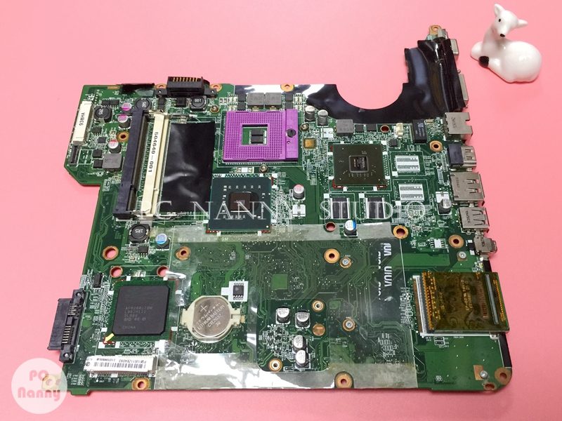 504640 001 DAQT6GMB8B0 for HP Pavilion dv5 1000 DV5 1200 Series Laptop Intel Motherboard s478 DDR2