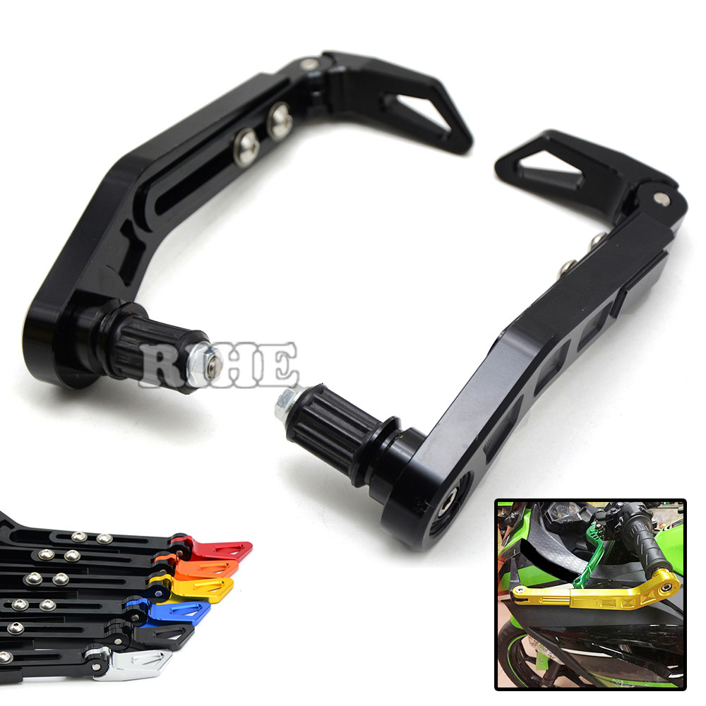 Universal 7/8 22mm Motorcycle Proguard HandleBar Lever Guards protector For BMW F650GS F650 GS F 650GS F800GS F 800GS F 800 GS
