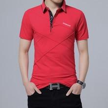 BROWON NEW Casual Striped T-shirt Men Long Sleeve Fitness Men Tee Shirt Clothing Camisetas Men T Shirt Plus Size
