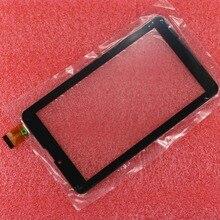 Оригинальный фильм + для Digma Хит 3 Г HT7070MG Tablet PC Mid Ремонт FM707101KD 7 «7-дюймовый Емкостный Сенсорный Экран Digitizer стекло