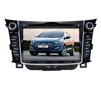 Ectwodvd Wince 6.0 Car Multimedia Player For Hyundai I30 2012 2013 2014 2015 2016 Car DVD Video GPS Navigation Radio Bluetooth