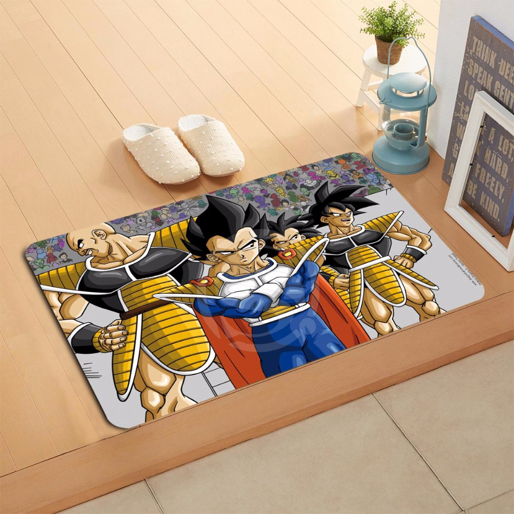 W620 1 Personnalise Dragon Ball Z Anime Aquarelle Peinture