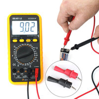 VC9301A Capacitance inductance measurement multimeter digital display AC DC tester inductance table