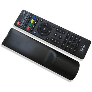 Image 3 - Originele Hot Koop TVIP Afstandsbediening Voor Tvip410 Tvip412 Tvip415 TvipS300 TVIP V605 Zwarte Kleur tvip Afstandsbediening met BT