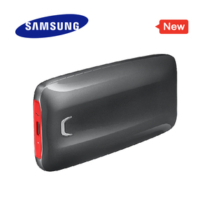 Image 2 - SAMSUNG External SSD X5 500GB 1TB 2TB Thunderbolt 3 NVMe for Desktop Laptop PC read speed Up to 2800 MB/sec