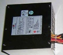 ZIPPY hp2-6500P 500W Power Supply well tested working