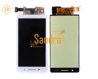 100 Tested LCD HH For Huawei P6 Lcd Touch Screen Digitizer Assembly For Huawei P6 Lcd