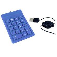 Новый тонкий USB цифровая клавиатура для портативных ПК