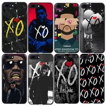 2018 New The Weeknd Starboy Pop Singer Soft Silicone TPU Phone Cover Case For iPhone X 8 8Plus 7 7Plus 6 6S 6Plus 6SPlus 5 5S SE