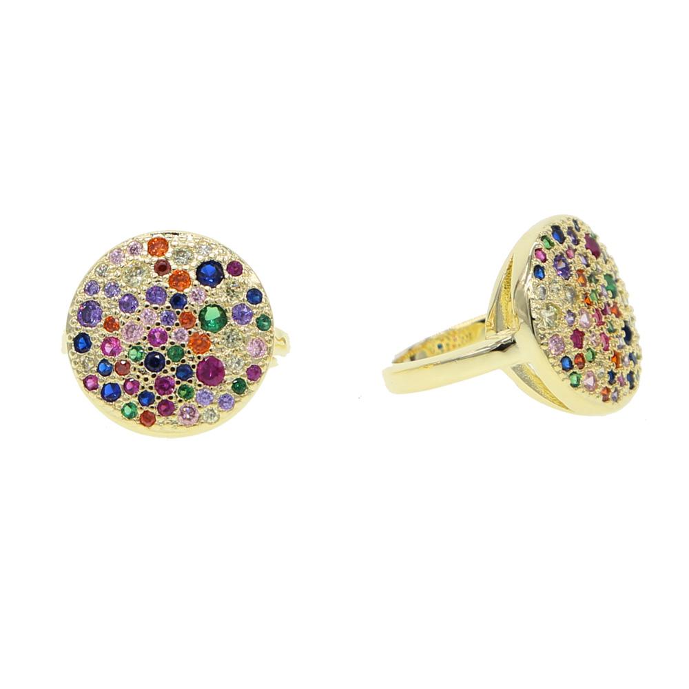 brass ring Y size 5 6 7 8 (5)