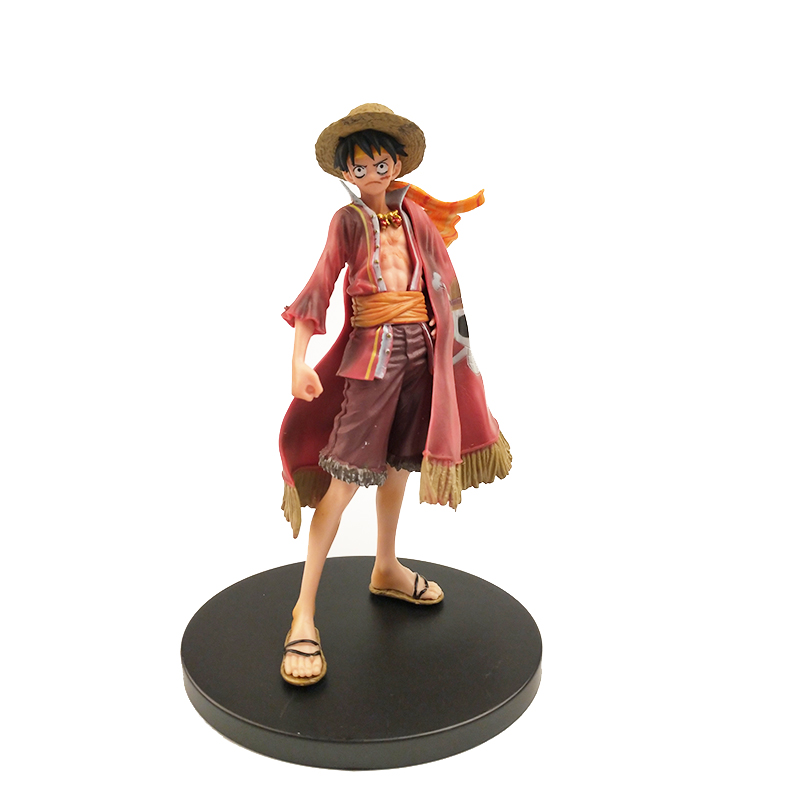 17cm action figure Luffy Theatrical Edition Action Figure Juguetes One Piece Figurines Collectible Model Toys Christmas Toy