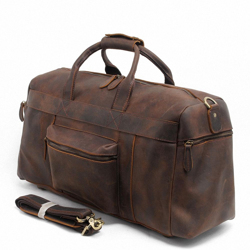 mens leather duffle page 4 - alexander
