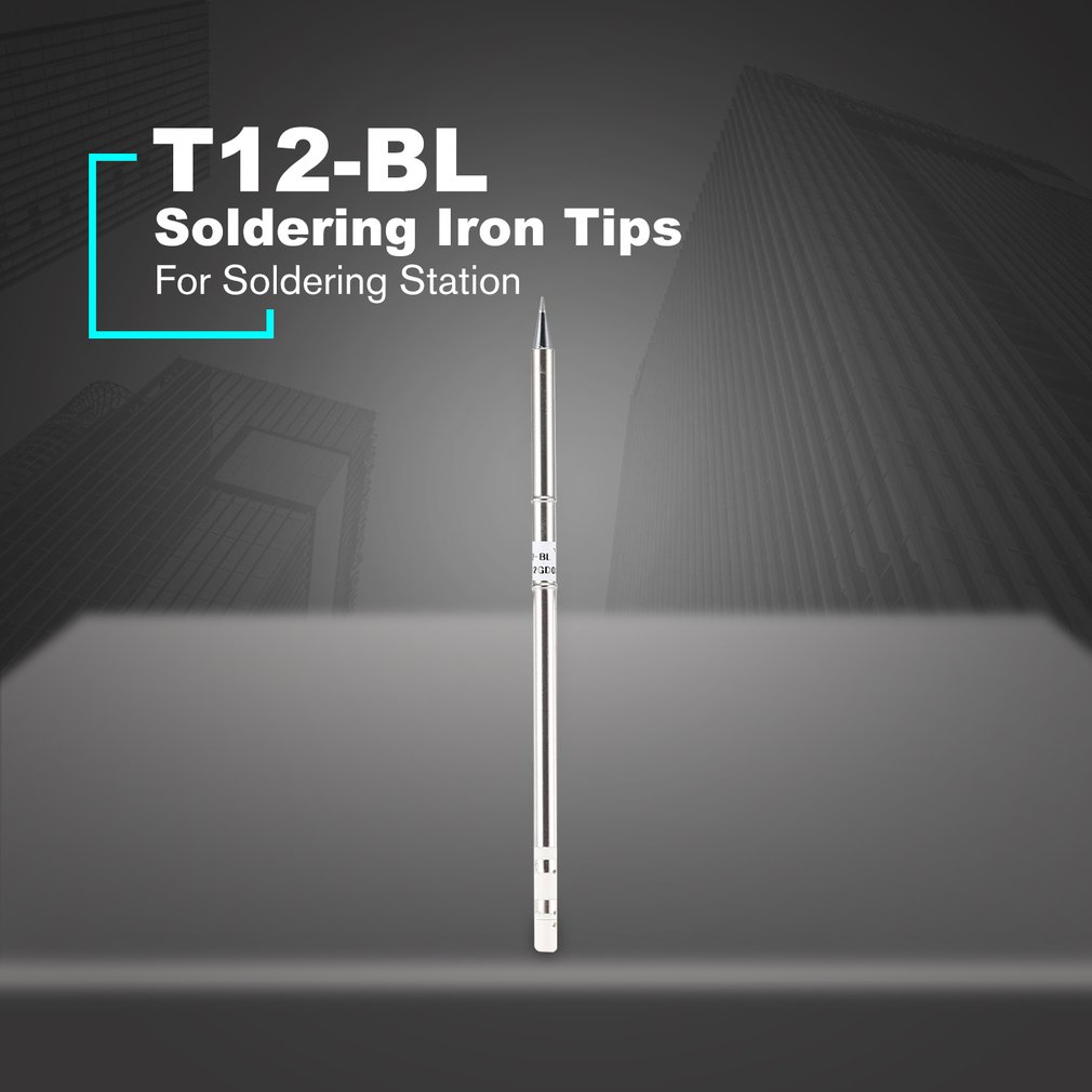 T12 Series Soldering Iron Tips T12-BL High-grade Welding Tools T12 Soldering Tip For Soldering Station Rapid Heating