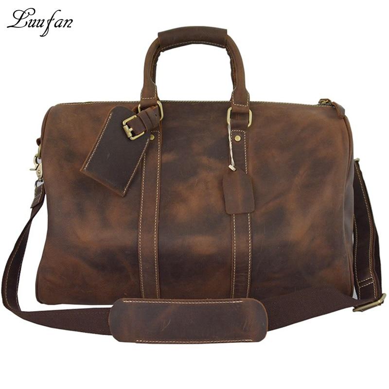 Boston Travel Bag