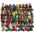 Ninja Kai Jay Zane Cole Lloyd Carmadon With Tornado Motorcycle Legoing Ninjagoes Marvel Super Heroes figures Building Block Toys