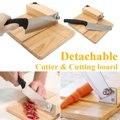 Máquina de Cortador De Carne Manual com Escala de Corte Faca Carne Em Fatias Do Bolo de Arroz legumes Fácil cortar Ferramentas de Cozimento Da Cozinha do Agregado Familiar
