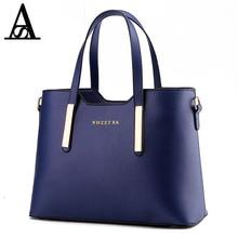 AITESEN Messenger bolsas Casual Tote femenino Top-manija de lujo bolsas de Mujer diseñador de alta calidad hombro Crossbody Bolsos Mujer