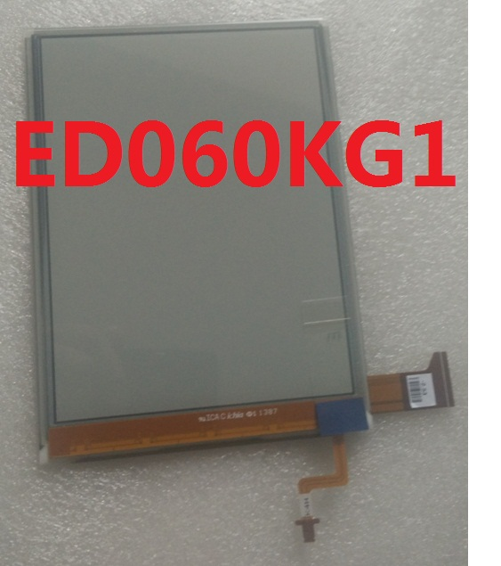 6 LCD Screen Display E-Ink ED060KG1 (LF) For Kobo Glo HD 2015 BQ Cervantes 3 Tolino Shine 2 eReader For FNAC Touch Light 2 6 e ink ed060xg1 lf t1 11 ed060xg1 768 1024 lcd screen screen for kobo glo n613 reader ebook ereader lcd display