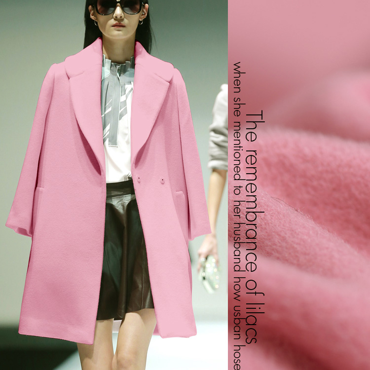 Popular Wool Cashmere Fabric for Coat-Buy Cheap Wool Cashmere ...