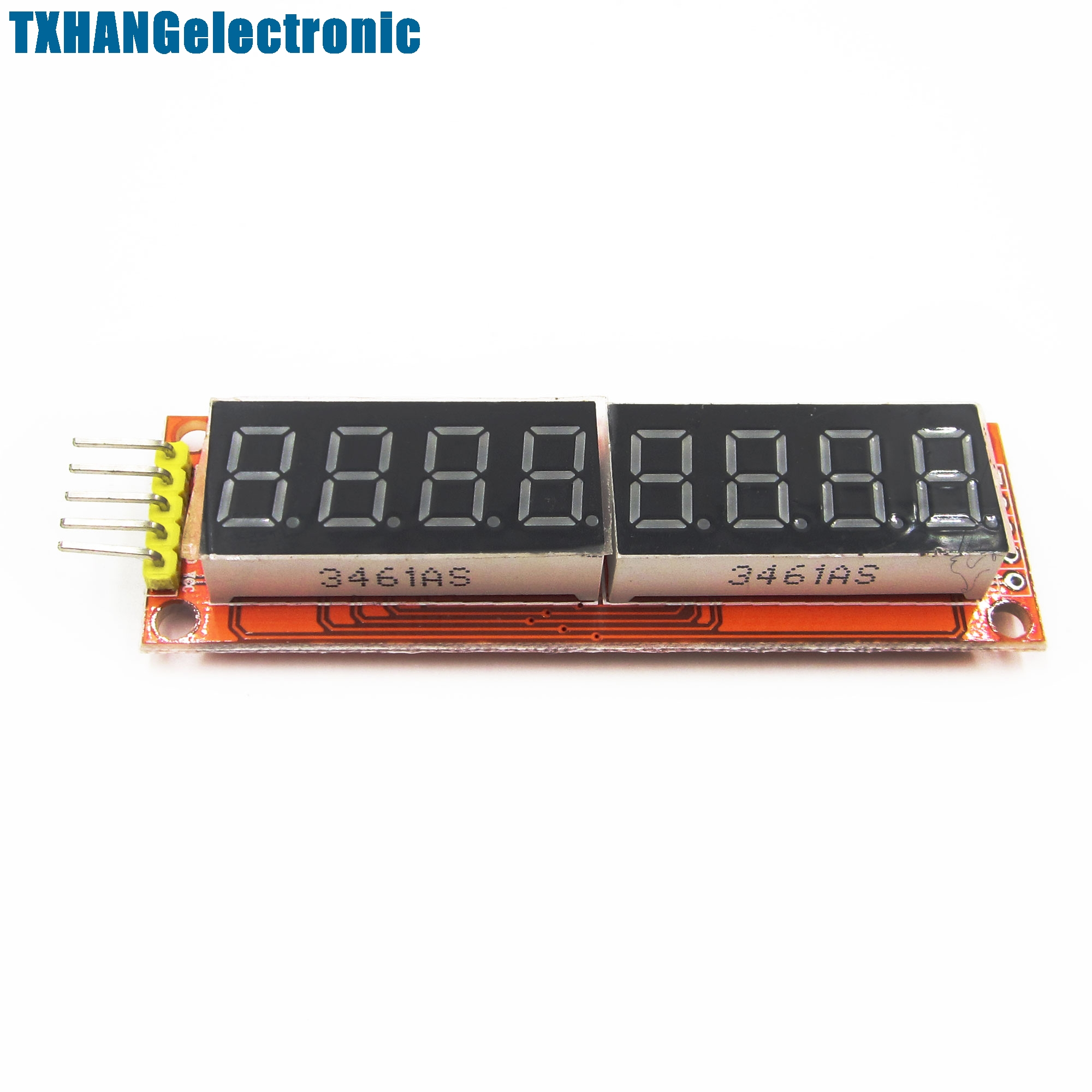 10PCS Red MAX7219 8-Digit LED Display Module Digital Tube for arduino